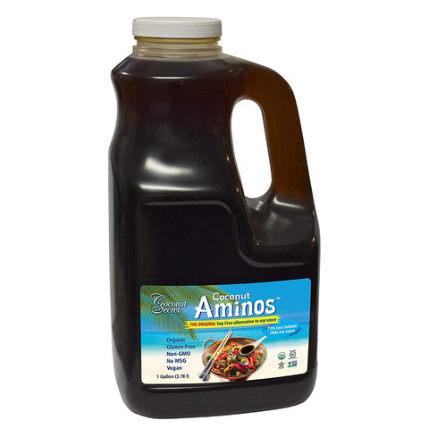 Coconut Secret Organic Coconut Aminos - 1 Gallon