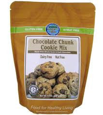 Authentic Foods Chocolate Chunk Cookie Mix - 2 Pack