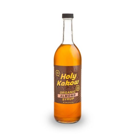 Holy Kakow Cafe Organic Almond Syrup - 750ml
