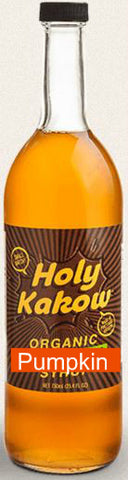 Holy Kakow Cafe Organic Pumpkin Spice Syrup - 750ml