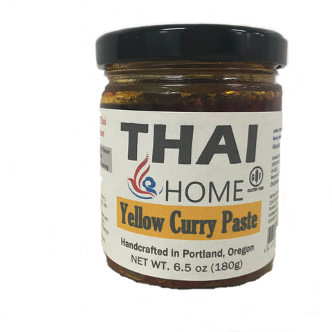 Thai Home Yellow Curry Paste
