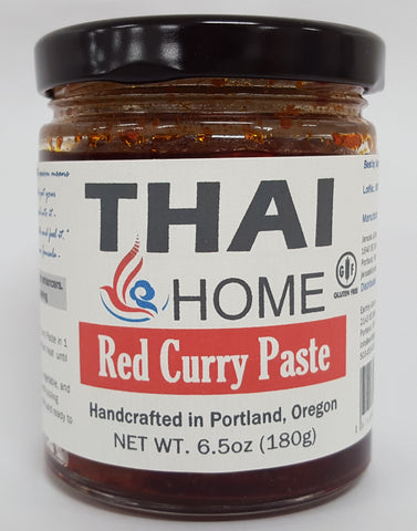 Thai Home Red Curry Paste