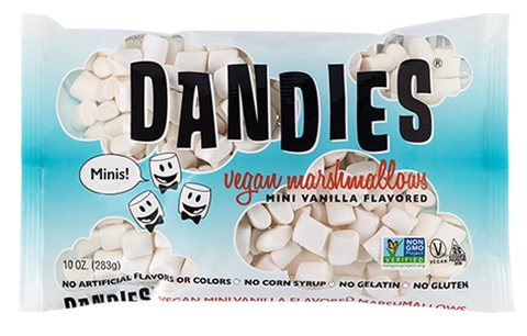 Dandies Vegan Mini Marshmallows - 1.5 Lbs