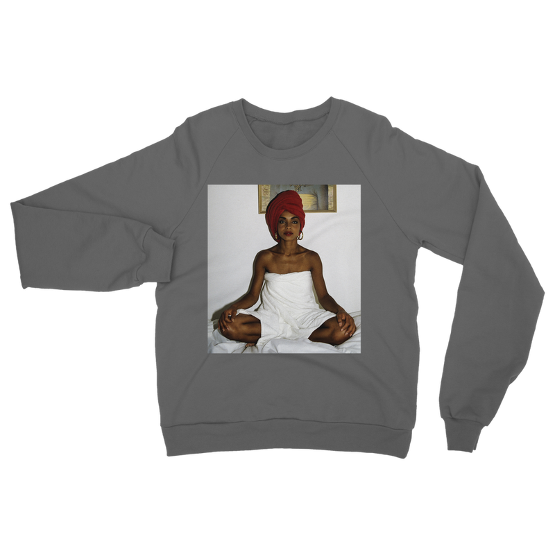 Unisex THE SADE MEDITATION Crewneck (15 color waves) - Babes And Felines | Specializing in Fashionable Staple Pieces for Every Shape and Size