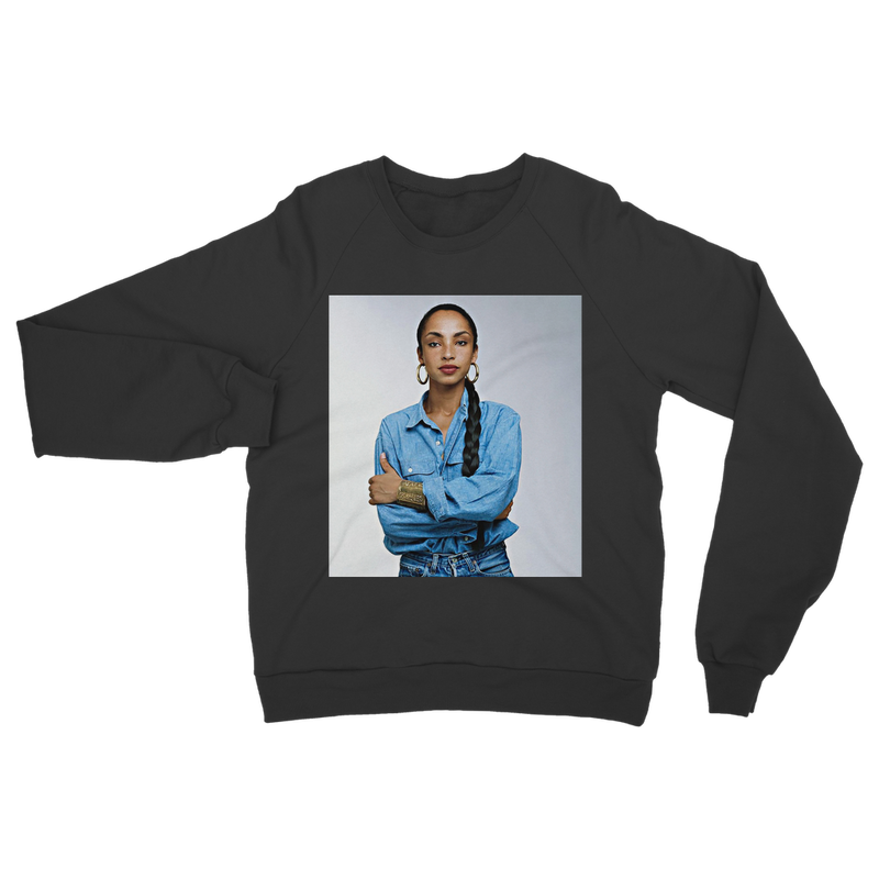 Unisex SADE Classic Crewneck (15 color waves) - Babes And Felines | Specializing in Fashionable Staple Pieces for Every Shape and Size (1574833389640)