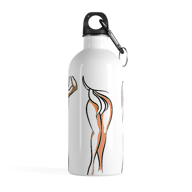 Woman Water Bottle