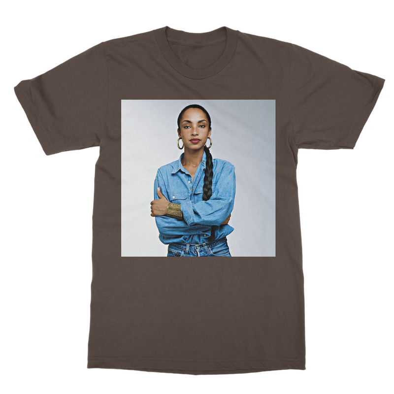 Sade Classic Tee (15 color waves) - Babes And Felines | Specializing in Fashionable Staple Pieces for Every Shape and Size (1574817562696)