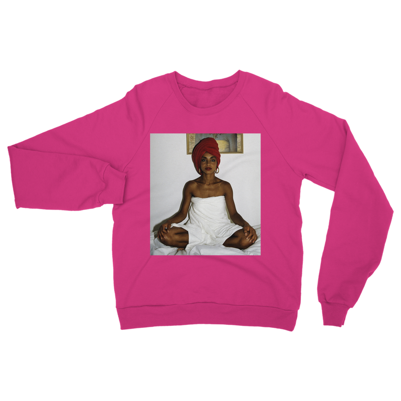 Unisex THE SADE MEDITATION Crewneck (15 color waves) - Babes And Felines | Specializing in Fashionable Staple Pieces for Every Shape and Size (1574836404296)