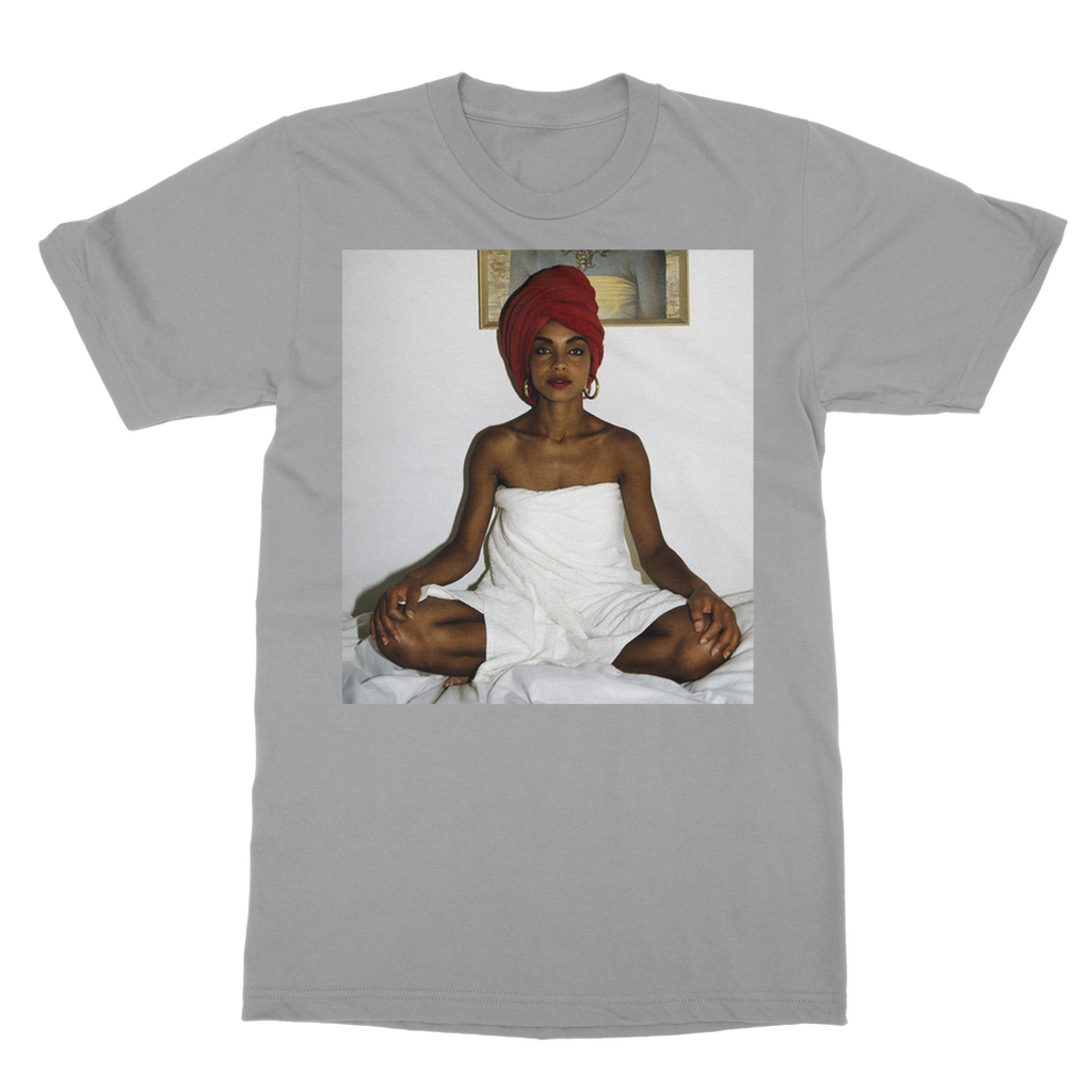 THE SADE MEDITATION Tee (15 color waves) - Babes And Felines | Specializing in Fashionable Staple Pieces for Every Shape and Size (1574823821384)