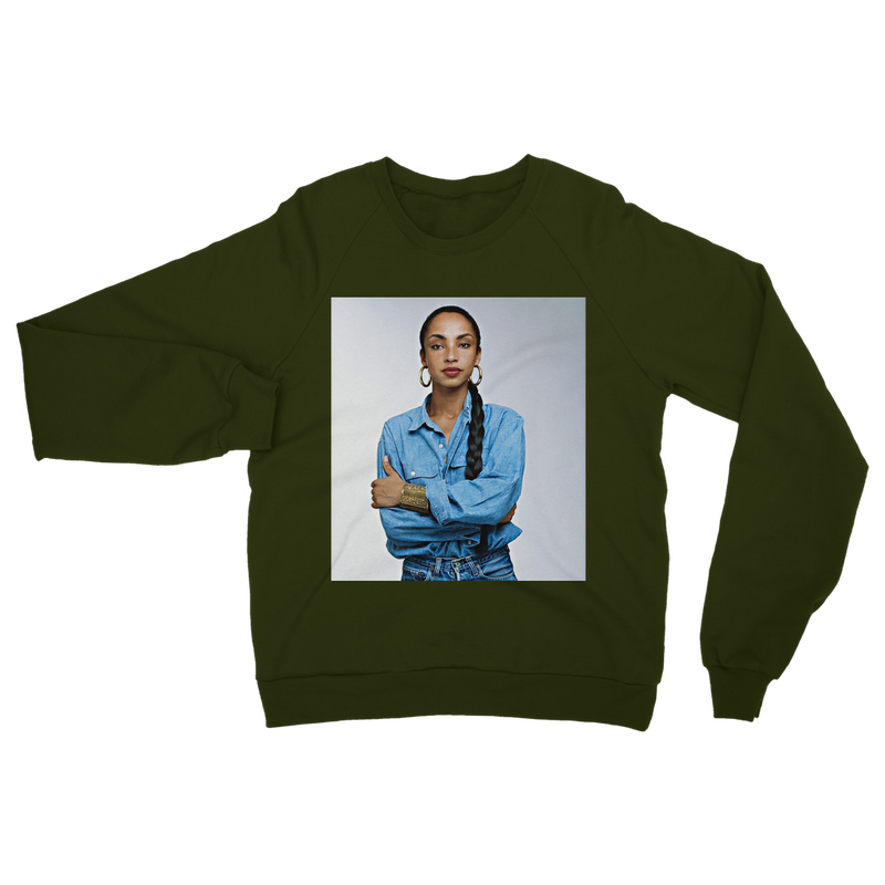 Unisex SADE Classic Crewneck (15 color waves) - Babes And Felines | Specializing in Fashionable Staple Pieces for Every Shape and Size