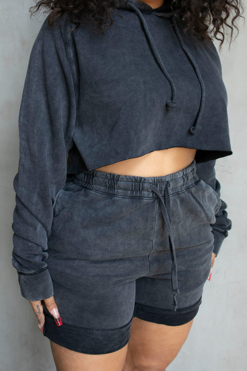 Black Curvy Babe High Waist Jean - Babes And Felines | Specializing in Fashionable Staple Pieces for Every Shape and Size