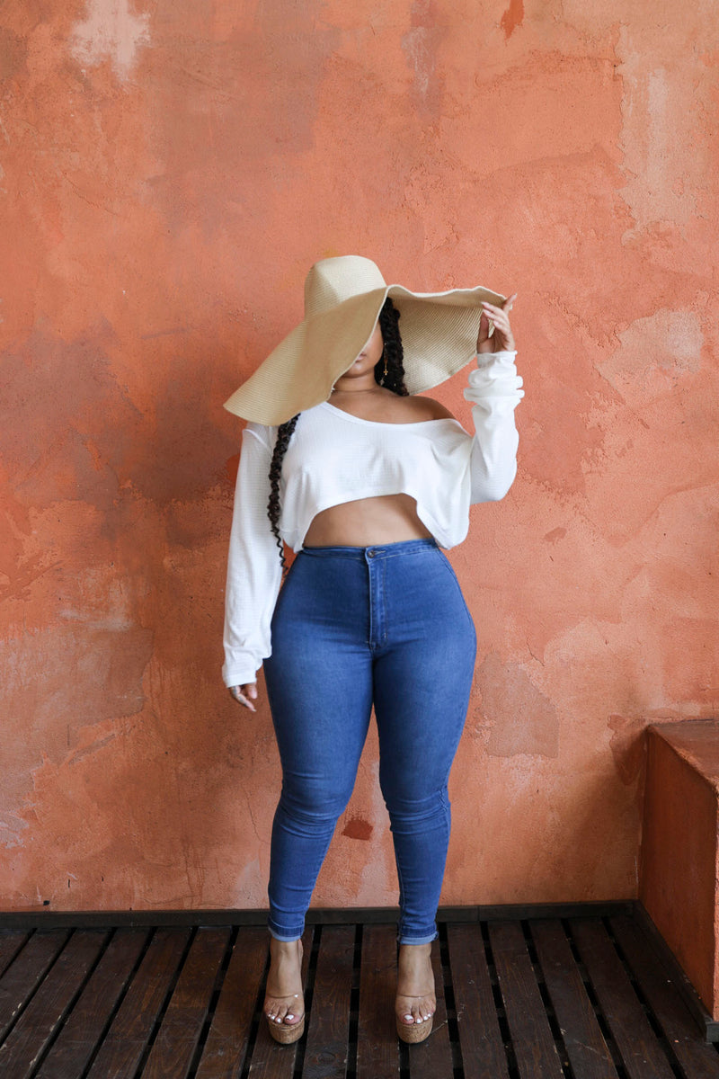 Zoe Curvy Jean (fits up to Plus)