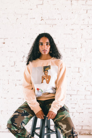 THE Unisex SADE RELAXATION Crewneck (15 color waves)