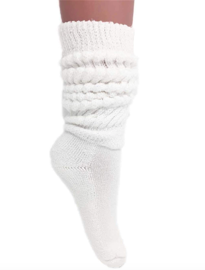 Comfy Slouch Sock (3 color options)