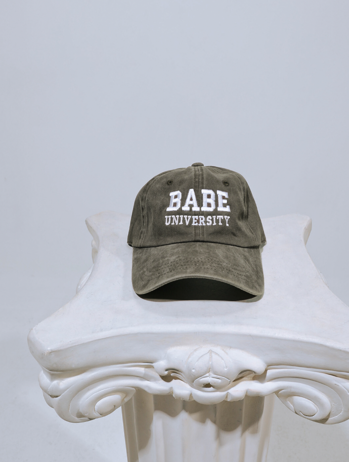 Babes University Cap (2 Colors)