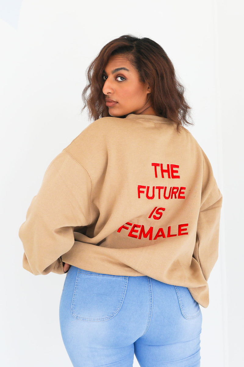 Special Limited Release -THE FUTURE IS FEMALE