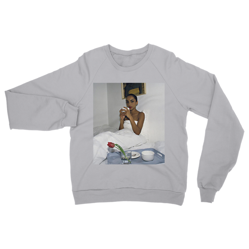 THE Unisex SADE RELAXATION Crewneck (15 color waves) - Babes And Felines | Specializing in Fashionable Staple Pieces for Every Shape and Size