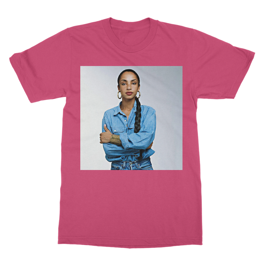 Sade Classic Tee (15 color waves) - Babes And Felines | Specializing in Fashionable Staple Pieces for Every Shape and Size