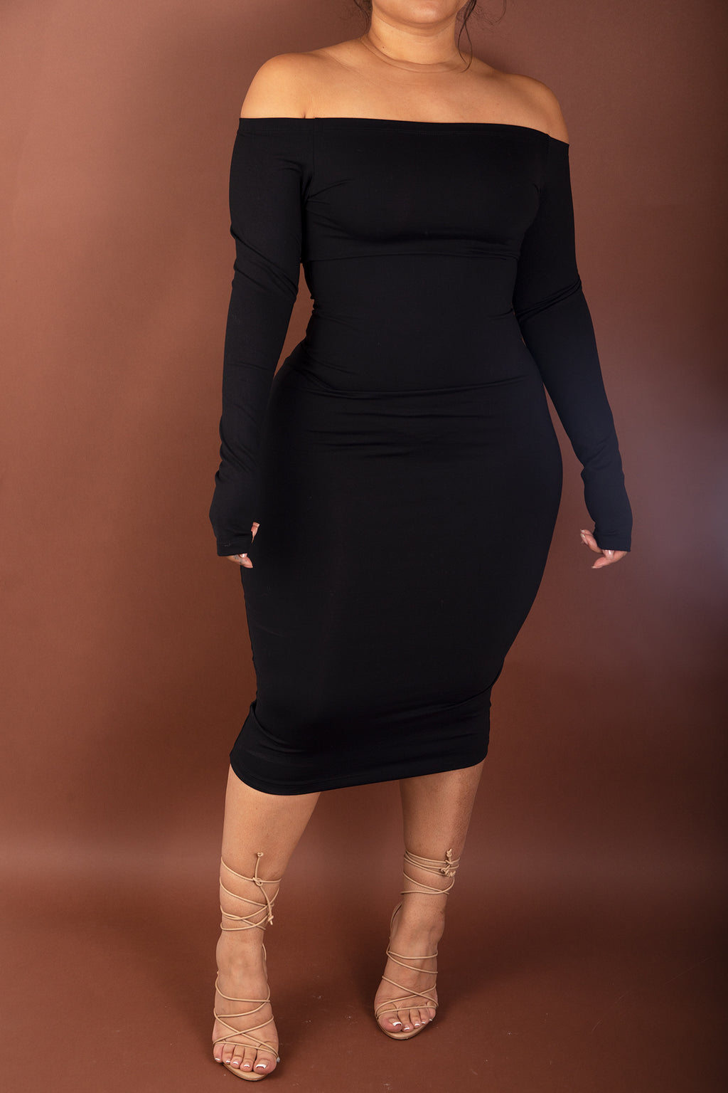 The Stretch Black Wifey Shaping *MIDI* 2.0