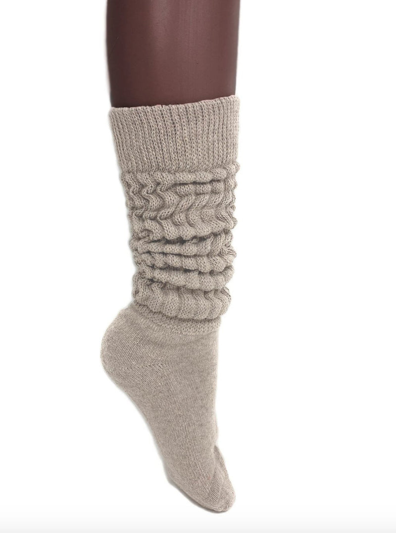 Comfy Slouch Sock (5 color options)