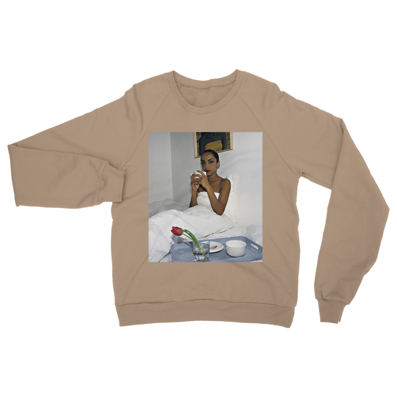 THE Unisex SADE RELAXATION Crewneck (15 color waves) - Babes And Felines | Specializing in Fashionable Staple Pieces for Every Shape and Size (1574840205384)