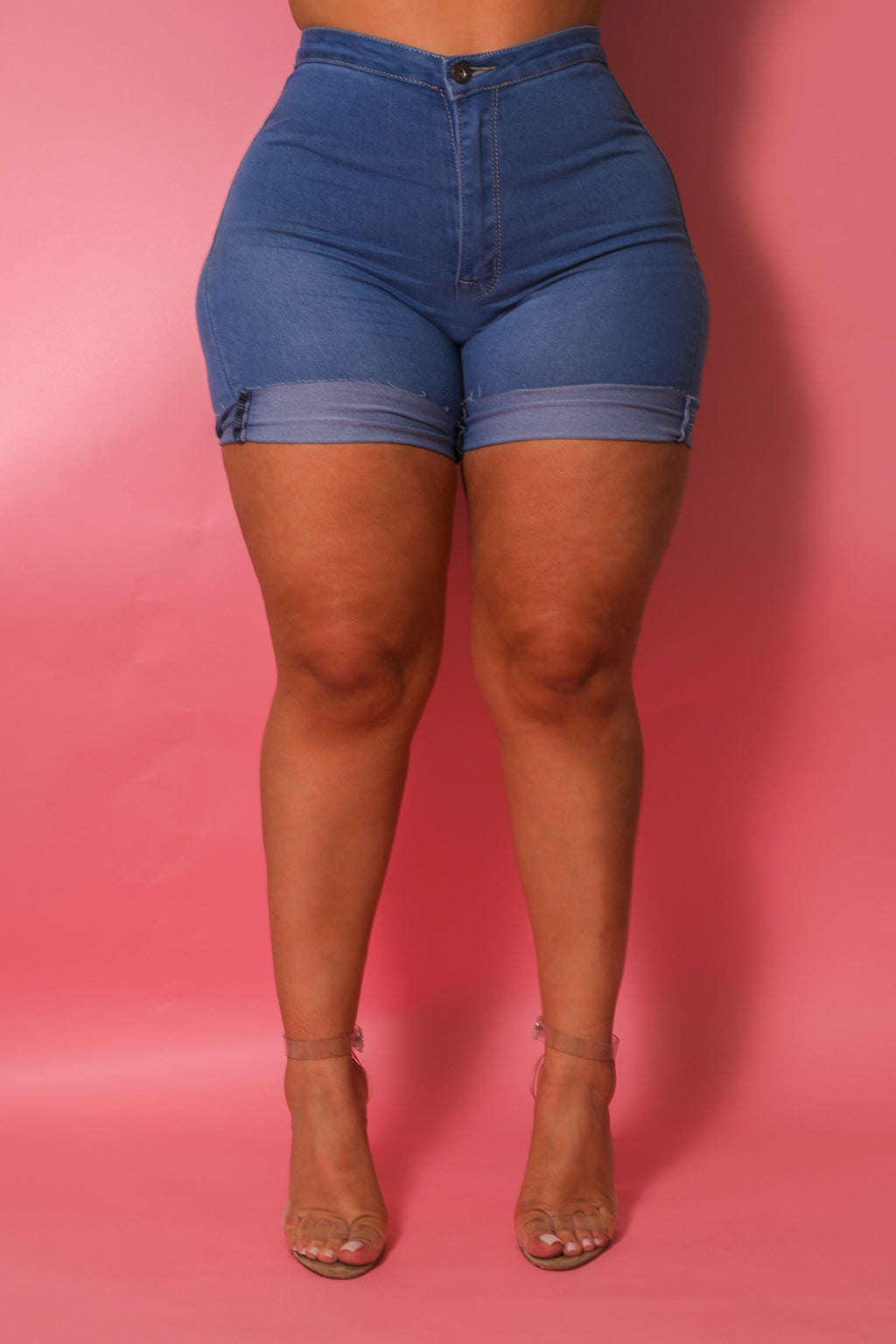 💋Ciera's FAV- Zoe Curvy Short (available in Plus) - Babes And Felines | Specializing in Fashionable Staple Pieces for Every Shape and Size