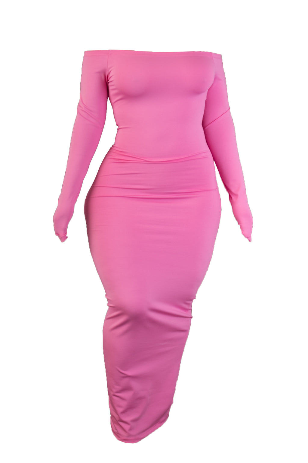 The PERFECT PINK Wifey Shaping Maxi 3