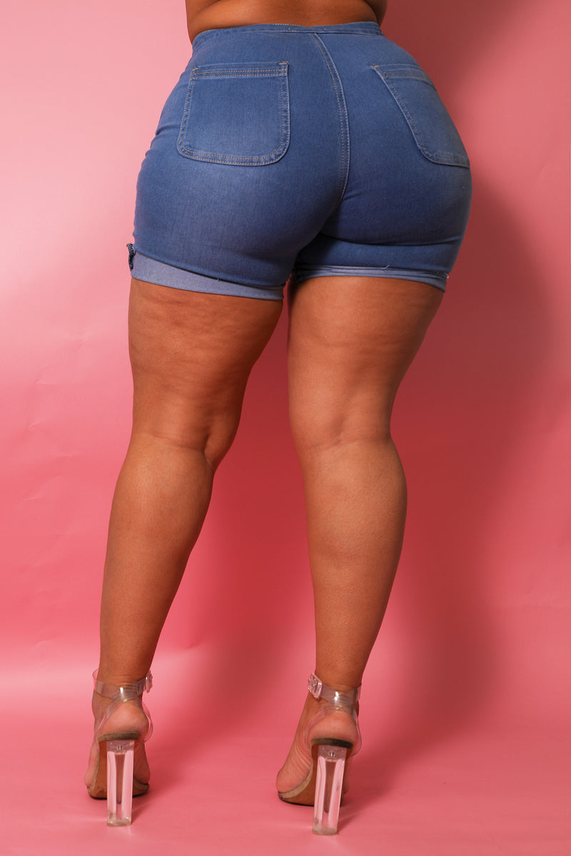 💋Ciera's FAV- Zoe Curvy Short (available in Plus) - Babes And Felines | Specializing in Fashionable Staple Pieces for Every Shape and Size (1672001192008)