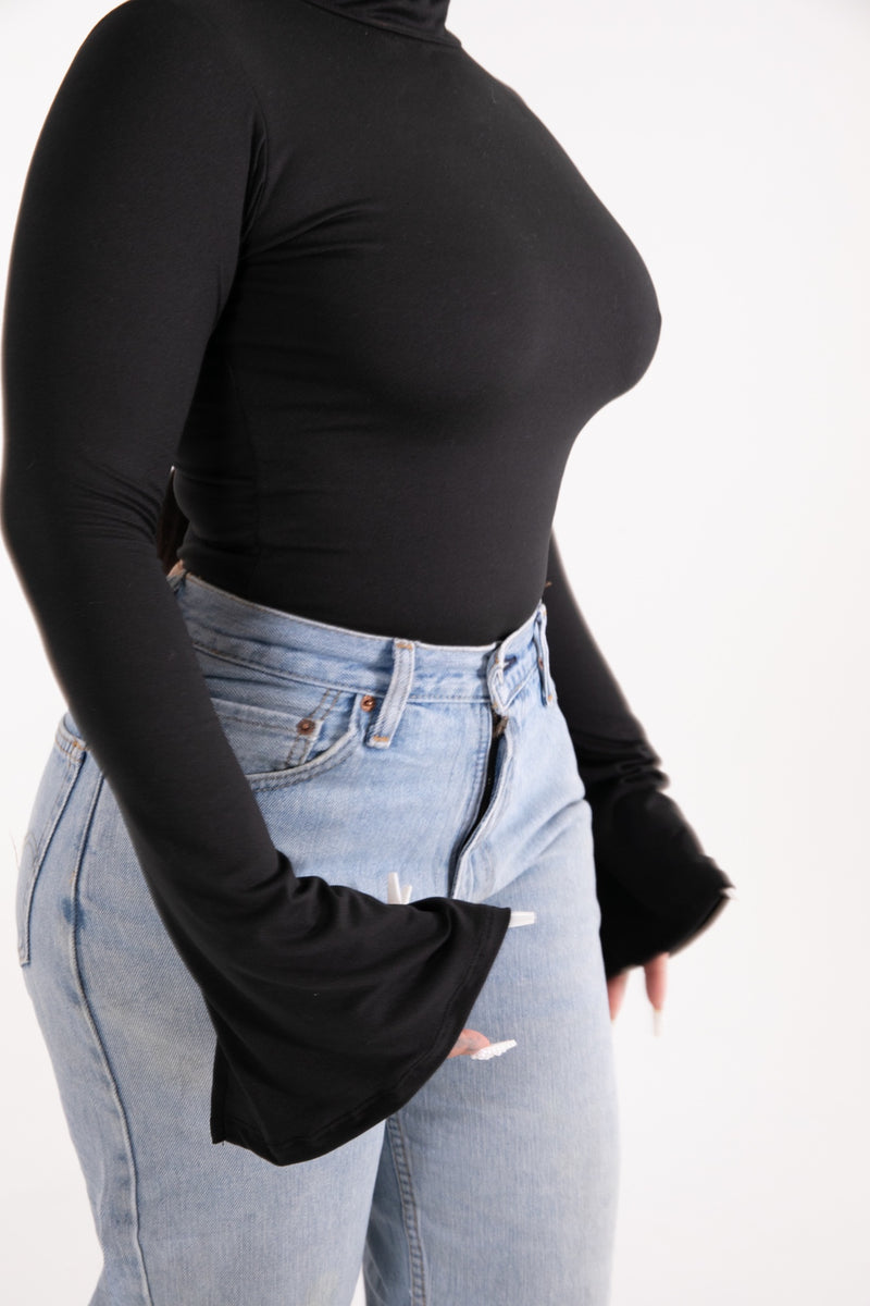 The Smoke Gray Cotton Tummy Control Legging - Babes And Felines | Specializing in Fashionable Staple Pieces for Every Shape and Size (71161217044)