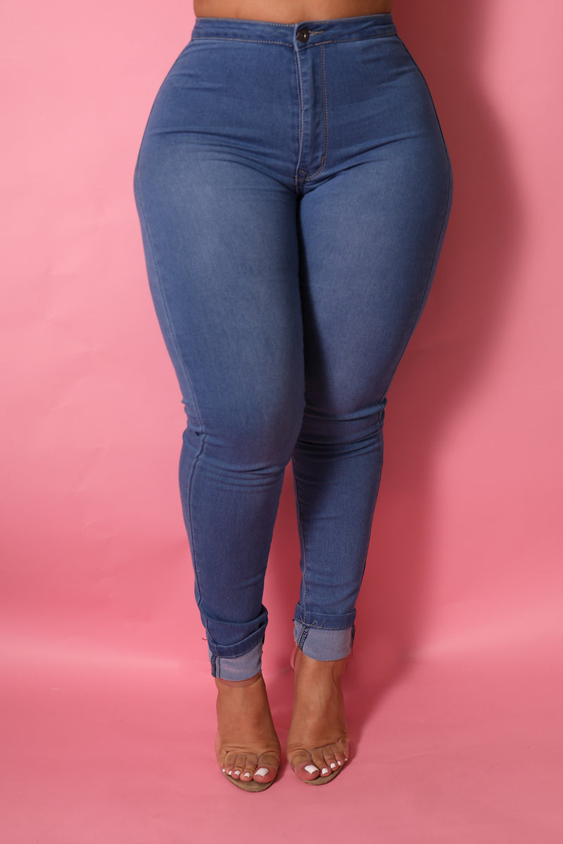 Zoe Curvy Jean (available in Plus) - Babes And Felines | Specializing in Fashionable Staple Pieces for Every Shape and Size (1452219007048)