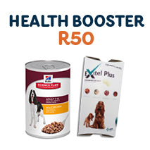 Health Booster donation package