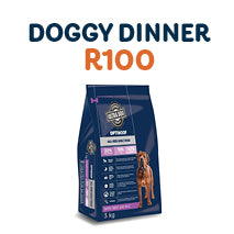Doggy Dinner donation package
