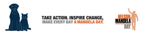 Absolute Pets Mandela Day Mission