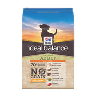 Hills Ideal Balance Adult Large Breed Chicken - No Grain - 12kg