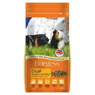 Burgess Guinea Pig Food - Excel Guinea Pig with Mint