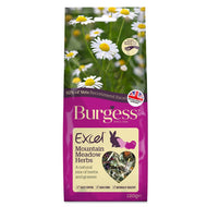 Burgess Excel Nature Snacks Mountain Meadow Herbs