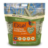 Burgess Excel Long Stem Feeding Hay (1kg)