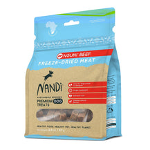 NANDI Freeze-Dried Meat for Dogs (Beef)