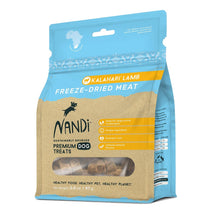 NANDI Freeze-Dried Meat for Dogs (Lamb)