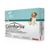 Comfortis Chewable Flea Tablets (Dogs 9-18kgs)