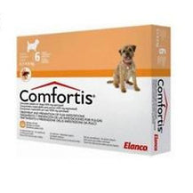Comfortis Chewable Flea Tablets (Dogs 4.6-9kgs)