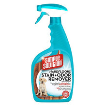 Simple Solution Hardfloors Stain and Odor Remover