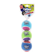 GiGwi Original Medium Balls (3 pack)