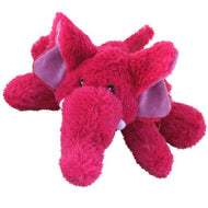 Kong Cozie Elmer the Elephant Soft Toy