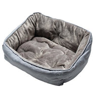 Rogz  Luna Podz Lap Dog Bed Ivory Bone