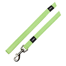 Rogz Utility Reflective Fixed Dog Lead Lime