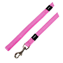 Rogz Utility Reflective Fixed Dog Lead Pink