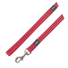 Rogz Utility Reflective Fixed Dog Lead Red