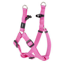 Rogz Utility Reflective Step In Dog Harness Pink