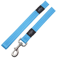 Rogz Utility Reflective Fixed Dog Lead Turquoise